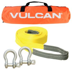 VULCAN Medium Duty Tow Kit