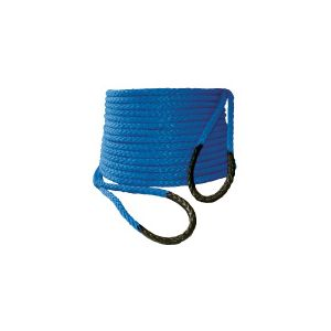 "1 1/2"" x 100' Off Road Recovery Rope MBS 74000 lbs., SWL 18500 lbs."